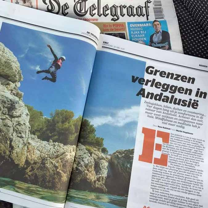 De Telegraaf Outdoor Photography Experience