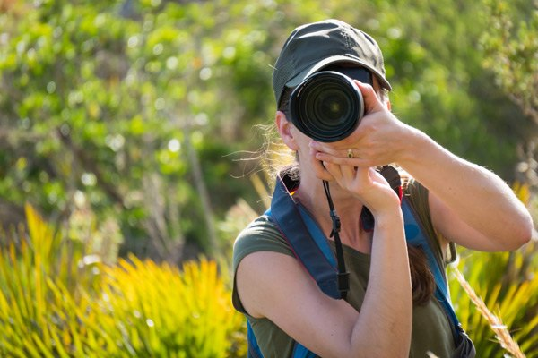 Outdoor Photography Experience lens
